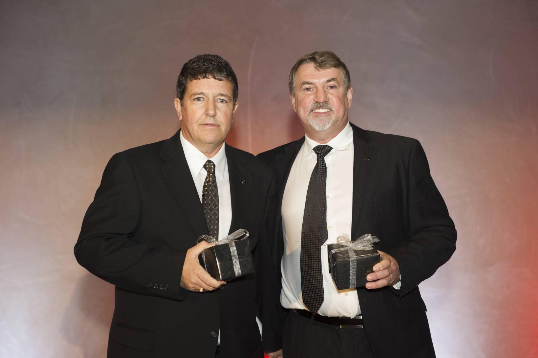 2015 Bob Martin & Dale Sutherland