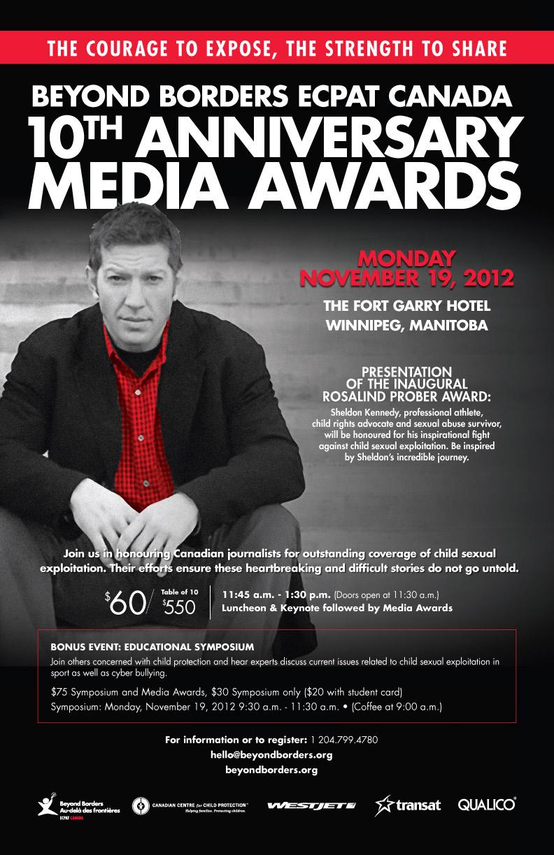 Media Awards 2012